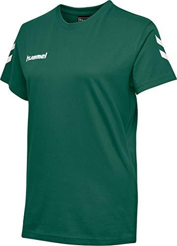 hummel Damen HMLGO Cotton T-Shirt Woman S/S