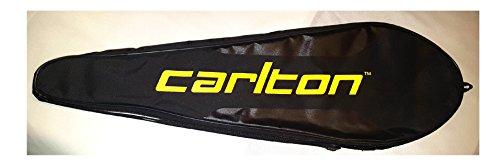 Schlägerhülle für Badmintonschläger Carlton Länge ca. 70 cm, Breite ca. 22 cm