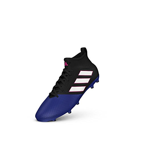 adidas Boys Mens Ace 17.3 Fg J Black Size: 11 Little Kid