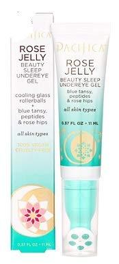 Pacifica Rose Jelly Beauty Sleep Undereye Gel 0.37oz, pack of 1
