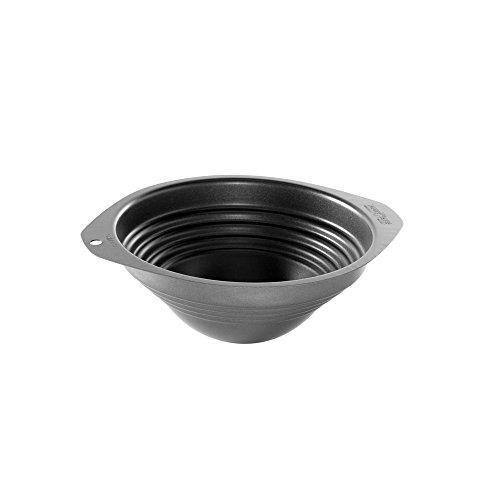Nordic Ware 9822 - Caldaia doppia universale da 8 tazze, adatta per salse da 2 a 4 litri, rivestimento antiaderente, 3,79 litri, colore: nero