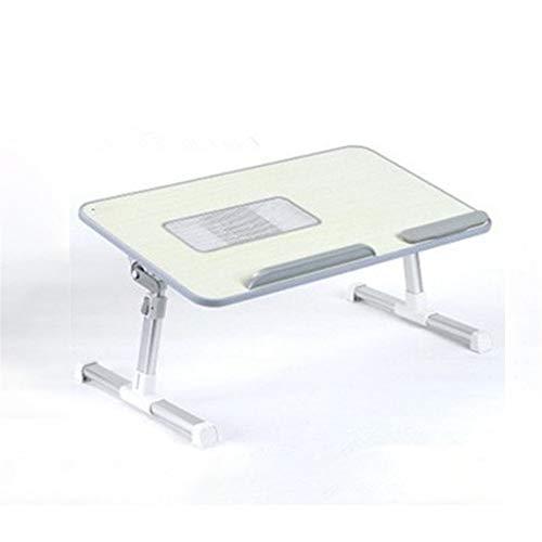 Multifunctioneel computerbureau, inklapbaar bed, een kleine tafel, studentenwoningen, studiotafels om uit te stappen in de slaapkamer (52 x 30 cm).