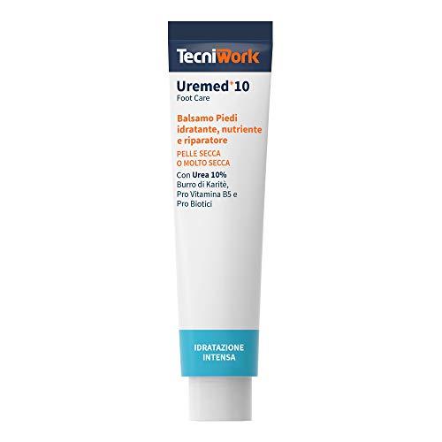 Uremed +10 - balsamo piedi idratante e riparatore con 10% di urea 75 ml