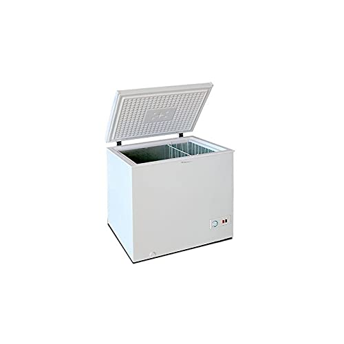 Congelador Arcón MILECTRIC Horizontal A+ (Control de temperatura mecánico, Congelador 4****, Cesta I