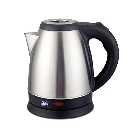Kent Vogue 1.8Litre Electric Kettle(Stainless steel)