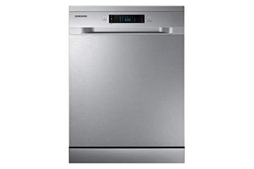 Samsung DW60M6050FS Geschirrspüler, freistehend, 14Gedecke, A++, Edelstahl, maximal 60cm, berührungsempfindliche Tasten, LED