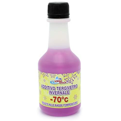 Zimowy skoncentrowany płyn do wycieraczek samochodowych -70°C - 250 ml