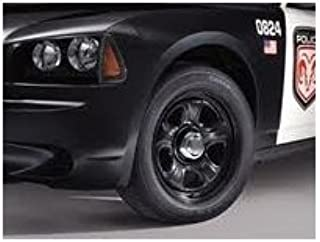 Mopar Dodge Charger Police Package Chrome Wheel Cover - 4895432AA
