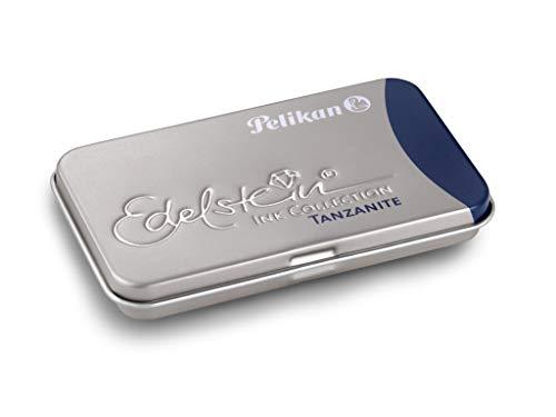 Pelikan Carga Para Caneta Tinteiro Edelstein Tanzanite C/6, 339689