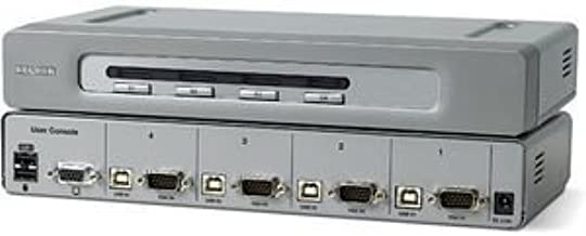 Belkin OmniView Secure KVM 4-Port