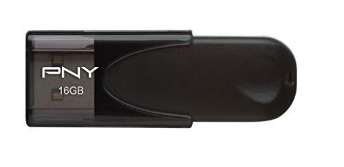 PNY – Attaché 4 16GB USB 2.0 Flash Drive