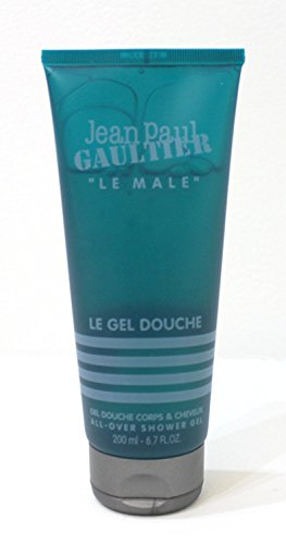 Jean Paul Gaultier Le Male homme/men, Showergel, 1er Pack (1 x 200 ml)