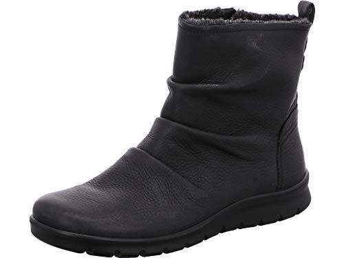 ECCO Damen Babett Boot Stiefeletten, Schwarz (Black 1001), 41 EU