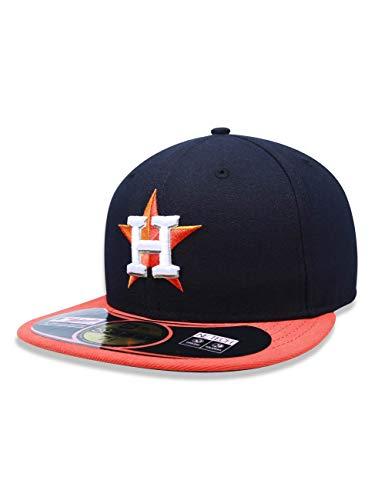 New Era MLB Authentics Houston Astros Cap 5950 Fitted Basecap 6 7/8-8(7 1/4)