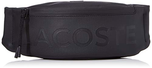 Lacoste Herren Nh3085po L.12.12 Concept Einkaufstaschen & Handtaschen, Schwarz (Black), 6x9x40 Centimeters