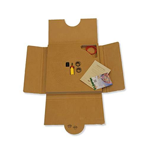 KarTent - DIY lamp - Knutselen - Hobby Karton - Duurzaam Karton