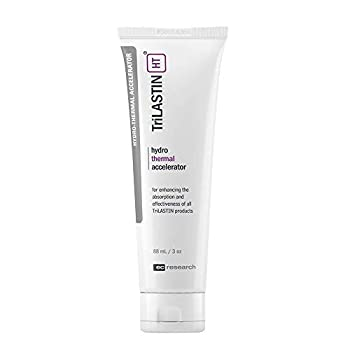 TriLASTIN-HT Hydro-Thermal Accelerator - Paraben-Free Hypoallergenic Formula to Open Pores & Stimulate Skin Made In USA - 1 3 oz tube