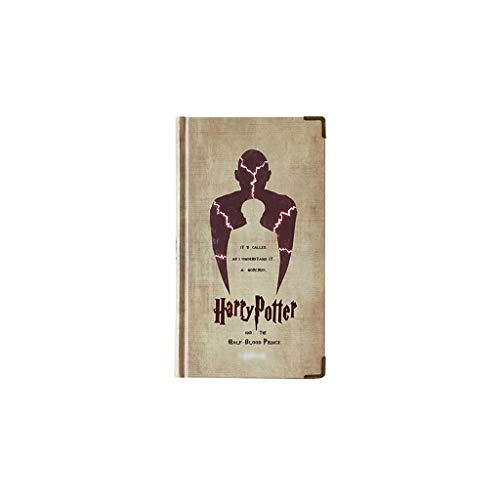 Cuadernos de diario en blanco de papel rayado plan Diario del cuaderno de la PU de la vendimia del cuero Diario de viaje de Escritura de la libreta de bolsillo del papel Hombres Mujeres Paquete de tra