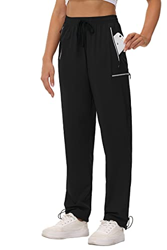 Cakulo Hiking Golf Pants for Women Lightweight Plus Size Water Resistant Joggers...