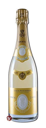 Champagne Roederer Cristal Brut 2005 late release