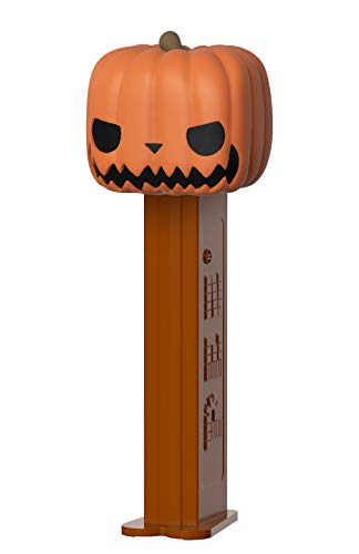 Funko 35949 Pop Pez: Nightmare Before Christmas - Pumpkin King, Multicolor