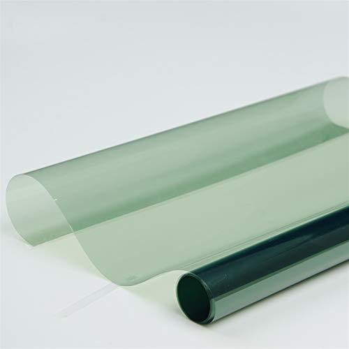 PIAO piaopiao 70% VLT 100% UV verde vidrio Nano cerámica sombra sol ventana vidrio parabrisas parabrisas delantero vinilo (tamaño: 152 x 300 cm)