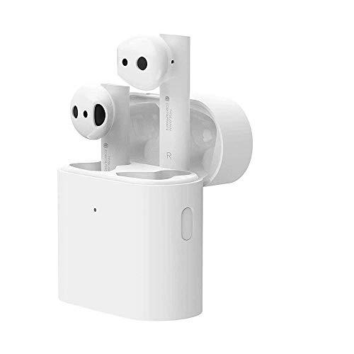 Xiaomi Mi True Pro Wireless Earphones 2, Auriculares inalámbricos sin Cables, conexión Bluetooth 5.0, Control Doble Tap, Audio Codec SBC, AAC, LHDC (Reacondicionado), Blanco