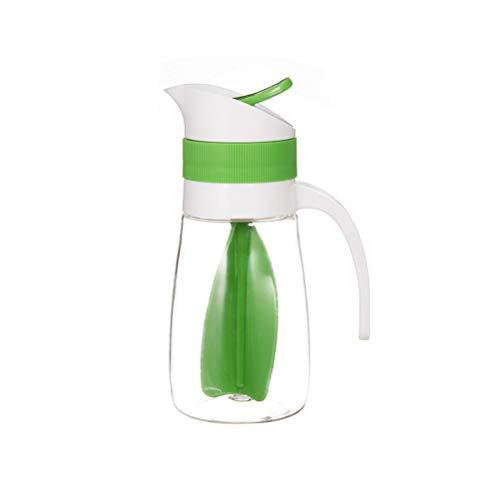 Salatdressing Mixer, Salatdressing Glas Gewürzflasche Dressing Mixer Bottle Saucen Rührflasche Salatmixbecher Gewürzflasche für Küche