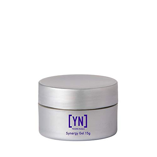 Young Nails Synergy Base Gel, Clear, 15g