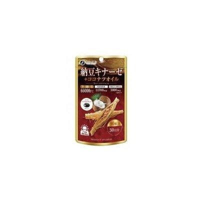 ファイン納豆キナーゼ+ココナツオイル40.5g(450mg×90粒)