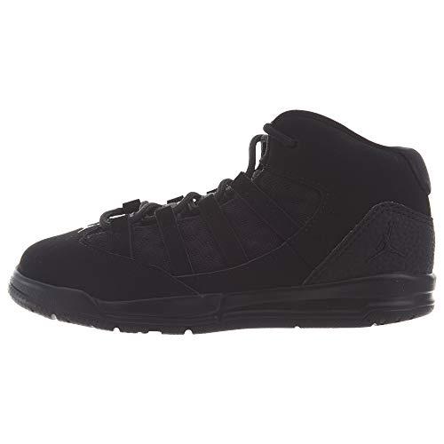 Nike Jordan MAX Aura (TD), Zapatillas de Deporte Unisex niño, Negro (Black/Black 001), 25 EU