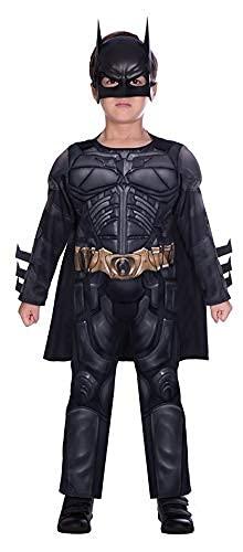 amscan 9906064EU Disfraz clsico de Batman Dark Knight de 8 a 12 aos