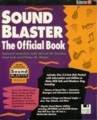 Sound Blaster  The Official Book/Book and Disk