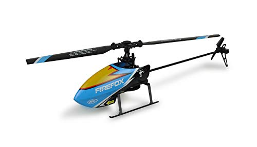 Amewi 25313 AFX4 XP Single-Rotor RC Helikopter 4-Kanal 6G RTF 2,4GHz inkl. Autostart Autolanding