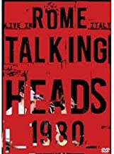 Talking Heads - Live in Rome, Italy 1980 [Import]