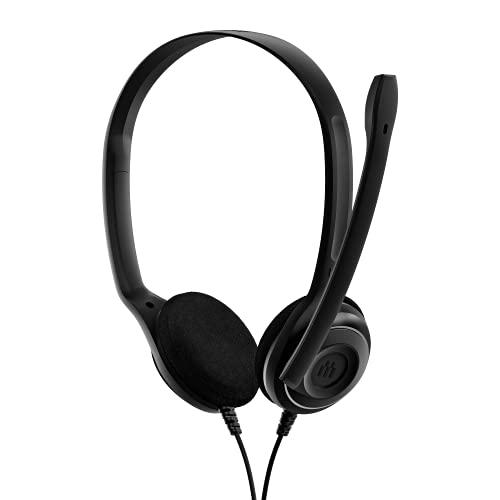 Sennheiser Sennheiser 8 USB Headset, schwarz Bild