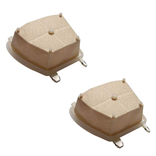 Supermotorparts AIR FILTER FITS STIHL MS262 MS391 MS311 CHAINSAWS 11401404401 2PCS