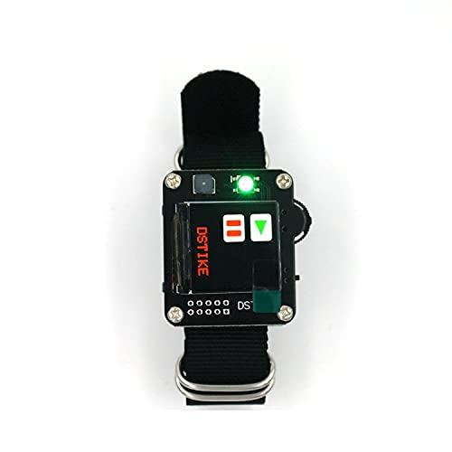 Development Board,DSTIKE Watch DevKit Wearable ESP32 Placa de desarrollo con pulsera TFT y versión OLED opcional