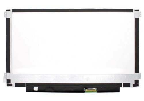 "Wikiparts NEW COMPATIBLE 11.6"" LAPTOP LED LCD SCREEN FOR HP CHROMEBOOK 11 G5 EE 1FX82UT DISPLAY PANEL WITH SIDE BRACKET"
