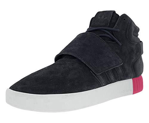 Adidas Tubular Invader Strap Mujer US 6.5 Negro Zapatillas