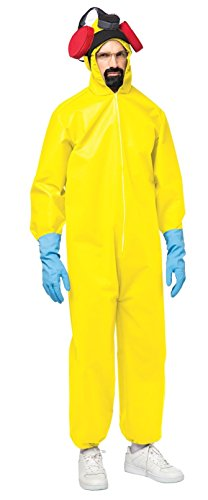 Authentic Breaking Bad Costume For Walter White Size XL (mask not included)