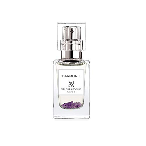 Valeur Absolue Harmonie Perfume | Uniquely Crafted to Encourage Mindfulness | Citrusy & Woody | Handmade in Southern France | 0.47 Fluid Ounces
