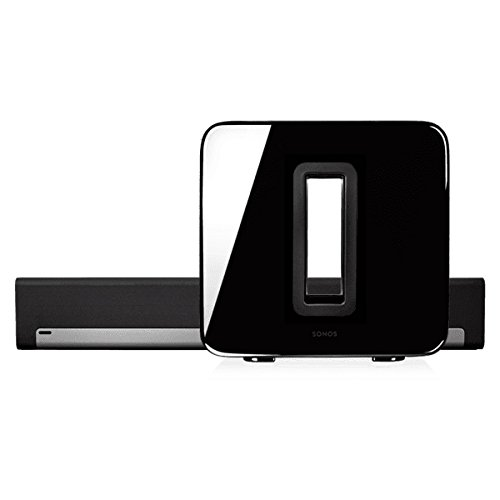 Sonos 3.1 Surround Set - Home Theater System with Playbar & Sub