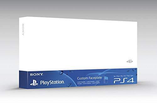 Sony - Carcasa Intercambiable Para Consola Playstation 4, Color Blanco