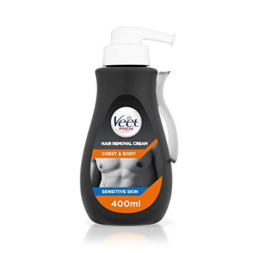 Veet Hair Removal Cream for Men, 13.5 Ounce