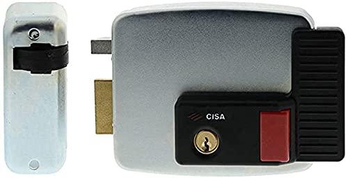 Cisa 11731-50-2 - Cerradura eléctrica para cilindro fijo izquierdo