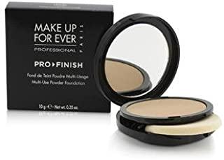 Make Up For Ever Pro Finish Multi Use Powder Foundation - # 130 Pink Sand 10g/0.35oz