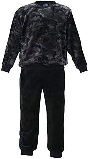 キングサイズ 上下セット メンズ パジャマ ホームウェア ふわもこ O301225-06