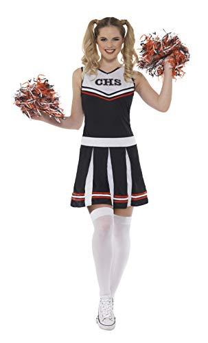 Smiffys CostumeCheerleader,Multicolore, 47122S