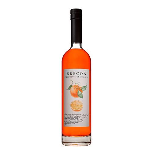 Brecon Orange & Chocolate Gin 70Cl 37,5% - 700 ml